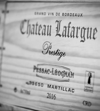 Château Lafargue Prestige