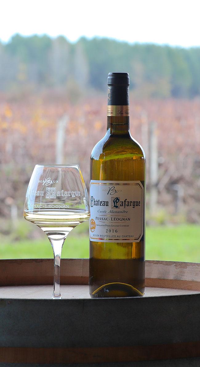 vinification chateau lafargue