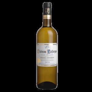 chateau lafargue pessac leognan blanc 2016