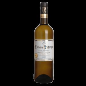 chateau lafargue pessac leognan blanc 2017