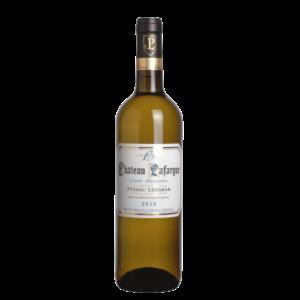 chateau lafargue pessac leognan blanc 2018